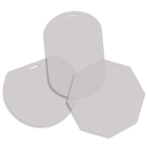 Shaped Laminate Pouches