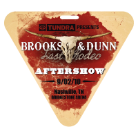 Brooks & Dunn Design