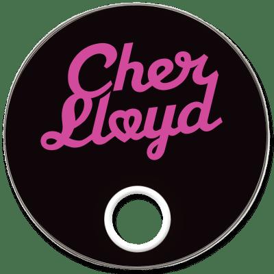 Cher Lloyd Custom Drumhead