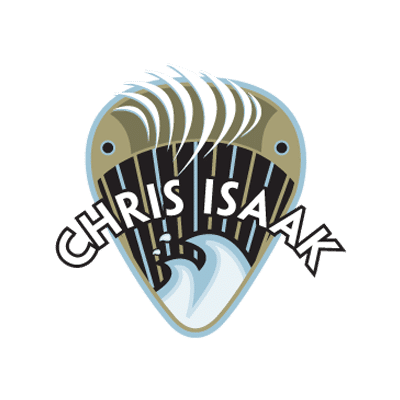 Chris Isaac Logo Design
