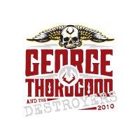 George Thorogood Logo Design