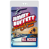 Jimmy Buffett Illustration Design