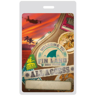 Jimmy Buffett Design