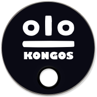 Kongos Custom Drumhead