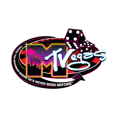MTV Vegas Logo Design