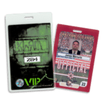 Credential & Pass Numbering