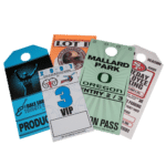 Custom Parking Passes