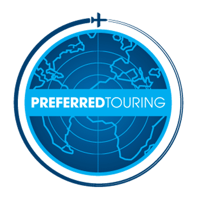 Preferred Touring Logo Design