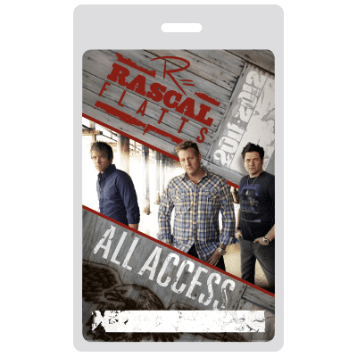 Rascal Flatts Design
