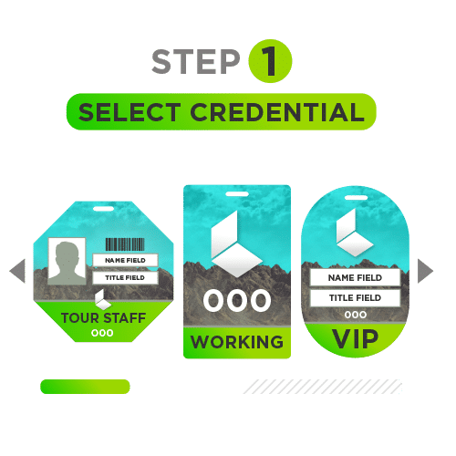 Credential Builder Step 1